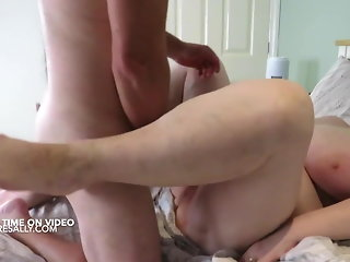 Huge tits Sally 2nd fuck on camera