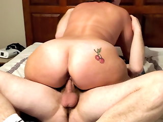 Shelly from Kentucky Anal Gaping Asshole