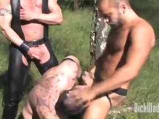 Berlin Piss Pigs Unleashed