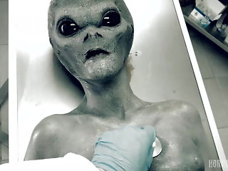 Sarah Kay - Roswell UFO horrorporn (2160p)