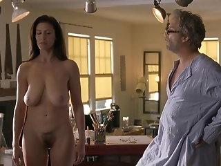 Mimi Rogers Full Frontal Showing Milf Udders & Bush