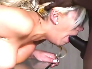 Awesome milf vs black dick