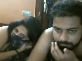 Desi Couple On Live Cam