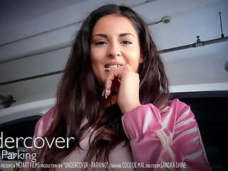 Undercover - Parking - Coco De Mal - TheLifeErotic