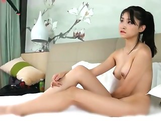 Sweety chinese nude model Yuan Yao portraut video