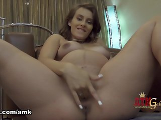 Indica Monroe in Masturbation Movie - AmKingdom