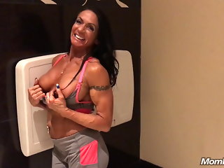 55 year old fitness coach