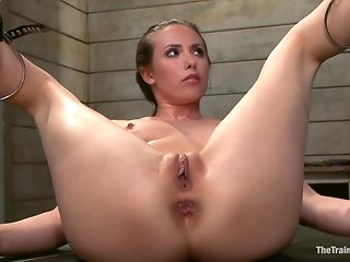 Training Casey Calvert Day 1