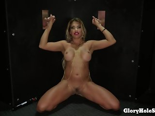 meanwhile in prison - nasty anonymous creampies for a fallen whore