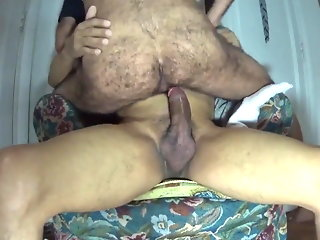 The best daddy fucking I ever saw