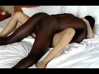 Blonde Wife Cuckold Fuck With A BBC