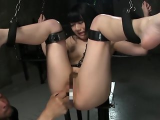 Exotic porn scene Hogtied craziest , watch it