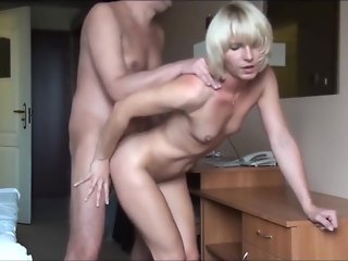 Trophy wife hotel fuck