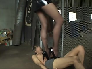 Horny porn scene Hogtied greatest will enslaves your mind