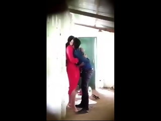 Indian teacher and student sex caught on camera