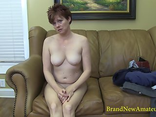 Joyce is a milf whore who swallows spunk